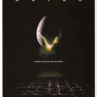 Alien Movie Poster 24x36