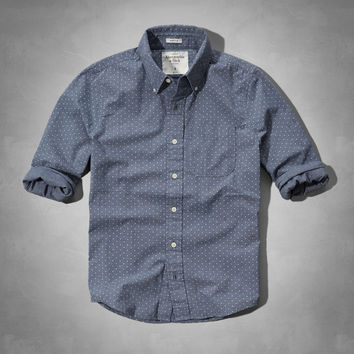 Douglass Mountain Printed Shirt