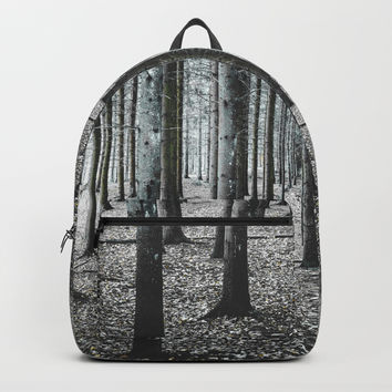 Coma forest Backpack by happymelvin