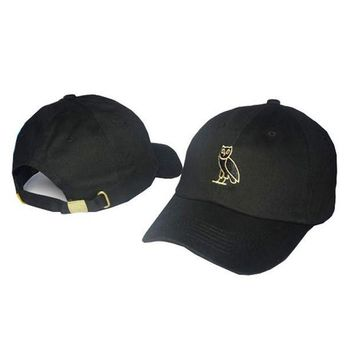 DCCKIJG Drake 6 god pray ovo cap black Strapback OVO Hotline Bling hats 6 panel snapback casqu