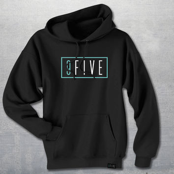 9FIVE Signature Pullover Hoodie Black