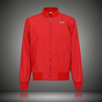 Red Men's jacket