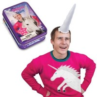 Inflatable Unicorn Horn - Archie McPhee & Co.