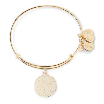 Ivory PATH OF LIFE Charm Bangle
