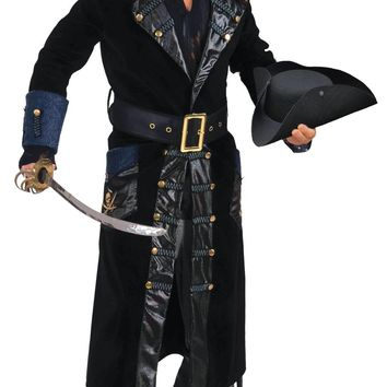 Blackbeard Medium 42-44 Halloween costume