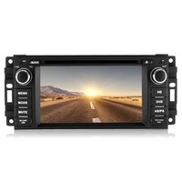 "Ouku® 6.2"" 1 Din Car DVD Player for 2007-2010 JEEP/COMMANDER/WRANGLER With Bluetooth,GPS,iPod,Canbus"