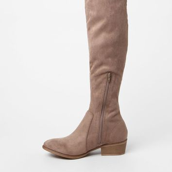 Mia Over-The-Knee Boots at PacSun.com