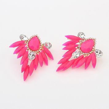 Vintage Stylish Earrings [4920477956]