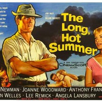 The Long Hot Summer (UK) 30x40 Movie Poster (1958)