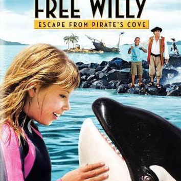Free Willy 4-Escape From Pirates Cove (Dvd/Ws/Fs)