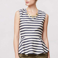 Anthropologie - Astral Peplum Top