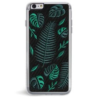 Fern Embroidered iPhone 6/6S PLUS Case