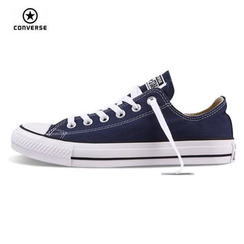 converse chuck taylor all star canvas shoes men and women sneakers high classic skate  number 3