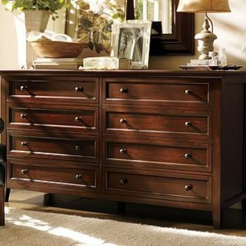 Hudson Extra-Wide Dresser | Pottery Barn