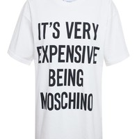 MOSCHINO | Very Expensive T-shirt | Browns fashion & designer clothes & clothing