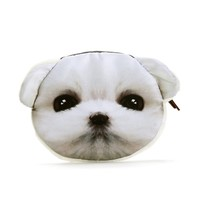 Multi Puppy Eyes Coin Purse
