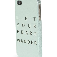 Heart Wander iPhone® 4/4S Case