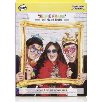 Inflatable Selfie Photo Frame