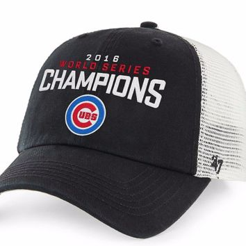 8f7e040c4bc Chicago Cubs 2016 World Series Champions Blue Hill 47 Closer Bla