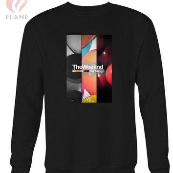 The Weeknd The Trilogy Xo Long Sweater