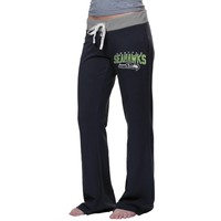 Seattle Seahawks '47 Brand Women's Power Stretch Pants - College Navy