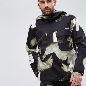 G-Star Trozak Overhead Jacket at asos.com