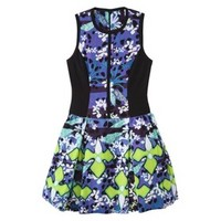 Peter Pilotto® for Target® Dress -Purple Floral Print