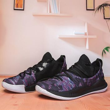 Under Armour Curry5 Fashion Casual Sneakers Sport Shoes