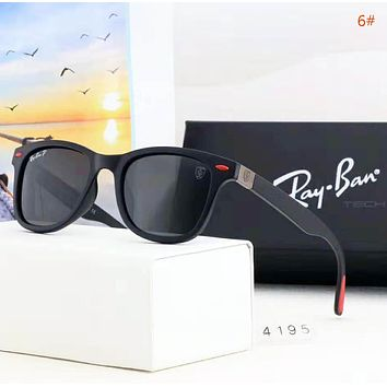 Ray Ban Fashion New More Color Travel Sunscreen Couple Eyeglasses Glasses