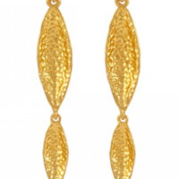 Melinda Maria Arianna Gold Earrings