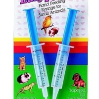 Four Paws Pet Easy Feeder Syringe 2 PK