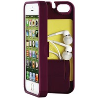 EYN Products (Everything You Need) iPhone 5 Multifunctional Protective Case - Syrah: Amazon.ca: Cell Phones & Accessories