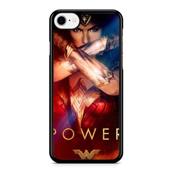 Wonder Woman Power iPhone 8 Case