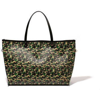 JHM ABC BLACK RIDE TOTE BAG (BAPE)