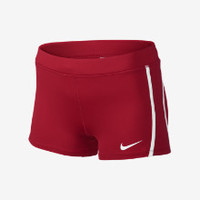 Nike Tempo Women's Running Boyshorts - Team Scarlet