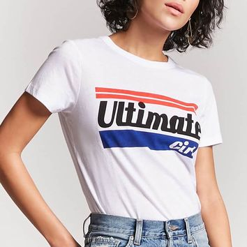 Ultimate Girl Graphic Tee