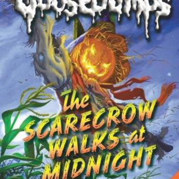 The Scarecrow Walks at Midnight Goosebumps Reprint