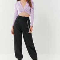 I.AM.GIA Cobain Relaxed-Fit Chain Pant | Urban Outfitters