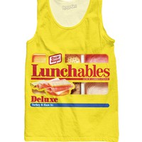 Lunchables Tank Top