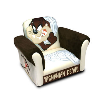 Komfy Kings, Inc 90093 Taz Tasmanian Devil Deluxe Rocking Chair