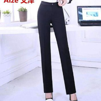 Womens Slim Cargo Pants