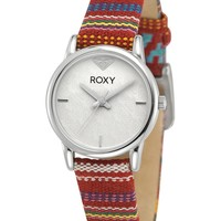 The Huntington Canvas Watch 086702564484 | Roxy