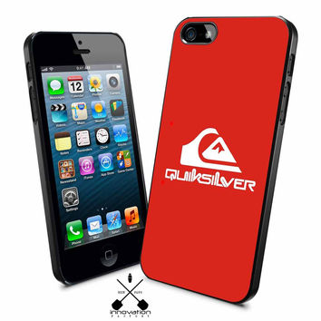 quiksilver red iPhone 4s iphone 5 iphone 5s iphone 6 case, Samsung s3 samsung s4 samsung s5 note 3 note 4 case, iPod 4 5 Case