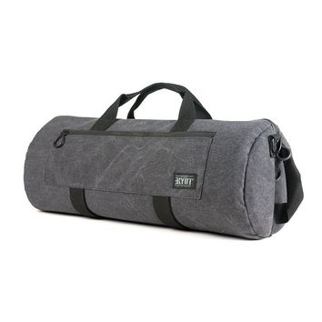 "RYOT 20"" Pro-Duffle Carbon Series with SmellSafe and Lockable Technology in Black"