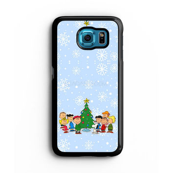 Snoopy Inspired Christmas Samsung S6 s5 s4 S3 Case, Note 3 4 5 Case, iPhone 6s 5s 5c 4s Cases, iPod case, HTC case, Xperia Z3 case, LG G3 Nexus case, iPad cases