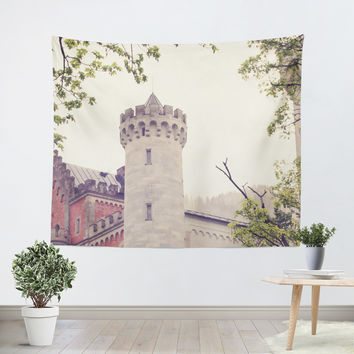 Queen of Your Castle Tapestry