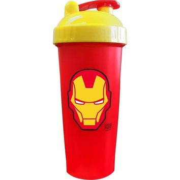 Perfect Shaker Iron Man - 28 Oz