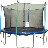Academy - Jump Zone™ 14' Round Trampoline with Enclosure