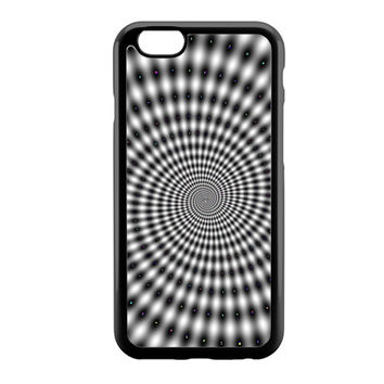 Psychedelic Spiral iPhone 6 Case