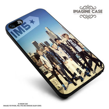 IM5 band zero gravity gabe dana dalton cole will case cover for iphone, ipod, ipad and galaxy series